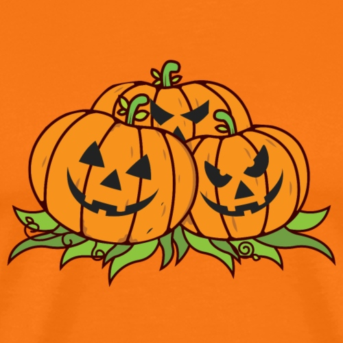 Gebrüder pumpkin - Men's Premium T-Shirt