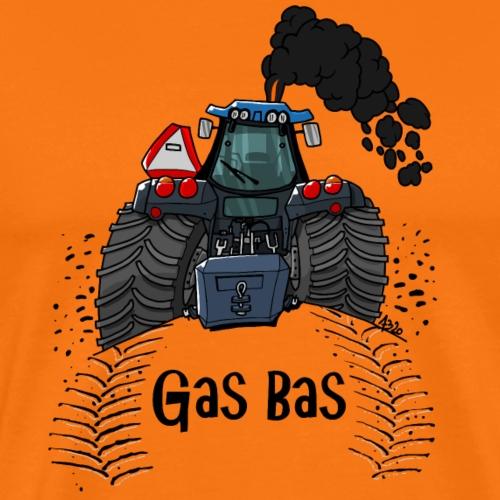 908 NH GasBas - Mannen Premium T-shirt