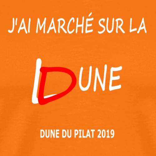 Walking on the Dune 2019 - Men's Premium T-Shirt