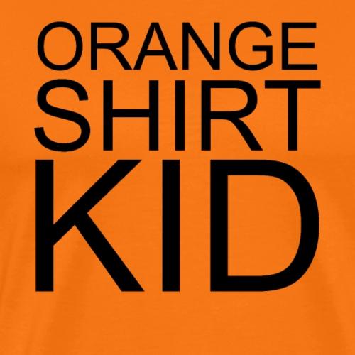 Orange Shirt Kid Orange Gerechtigkeit - Männer Premium T-Shirt