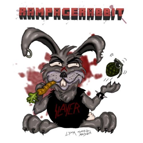 Rampagerabbit avatar - Camiseta premium hombre