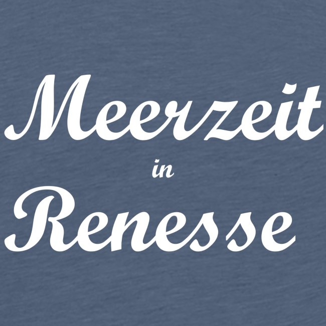 Meerzeit in Renesse