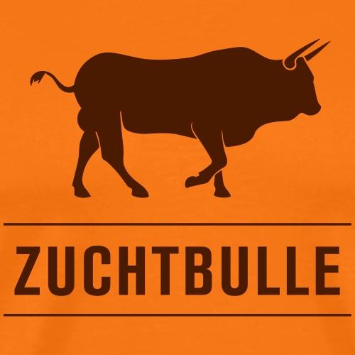 Zuchtbulle - Männer Premium T-Shirt
