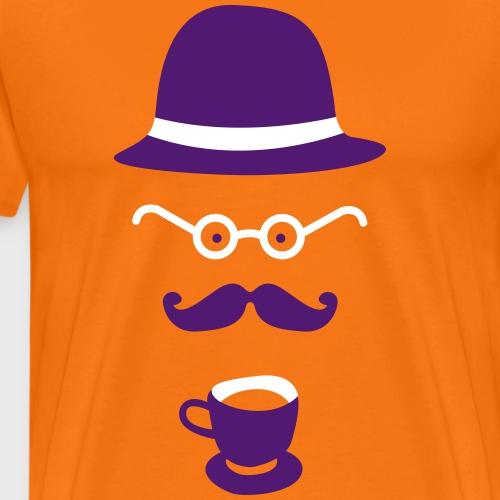 Tea Time - T-shirt Premium Homme