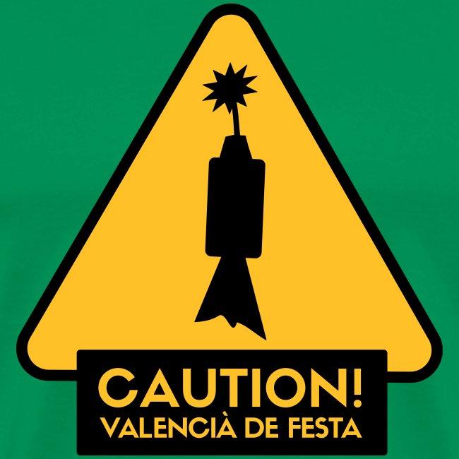 Caution València de festa