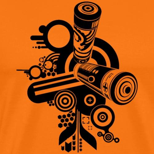 PONTE LAS PILAS - Camiseta premium hombre