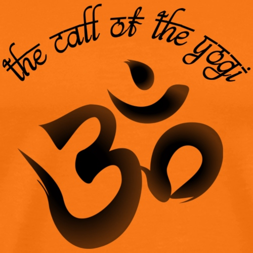 the call of the yogi2 - Männer Premium T-Shirt