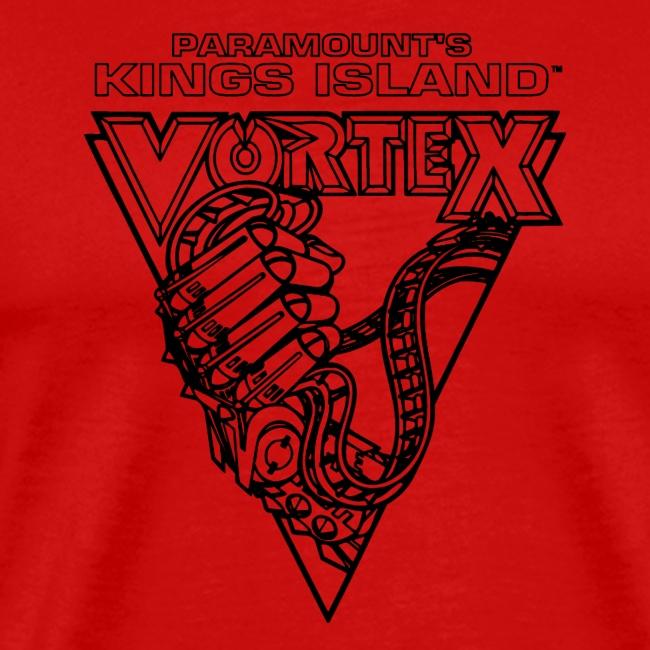 Vortex 1987 2019 Kings Island