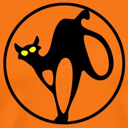 Ze BLACK CAT - T-shirt Premium Homme