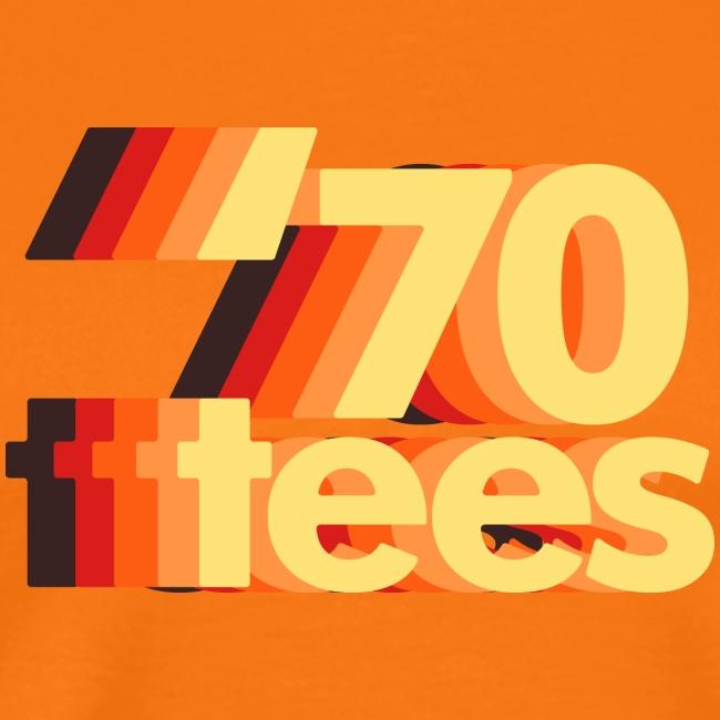 70tees Shift logo