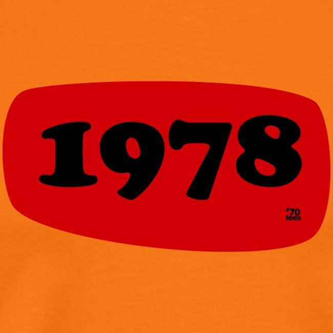 1978 retro number