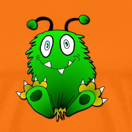 Fubbel Monster - Männer Premium T-Shirt