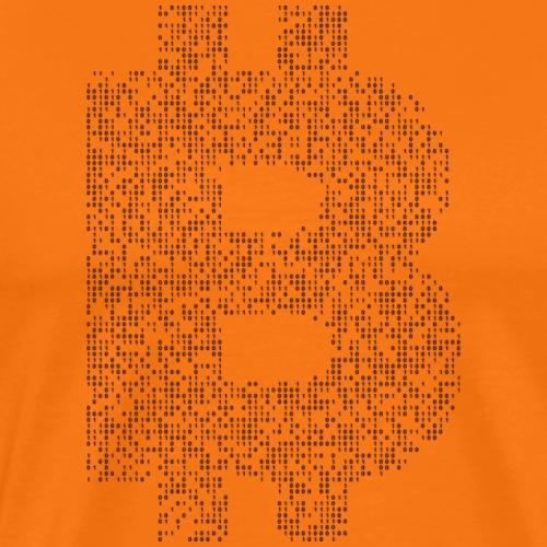 Bitcoin 13 - Männer Premium T-Shirt