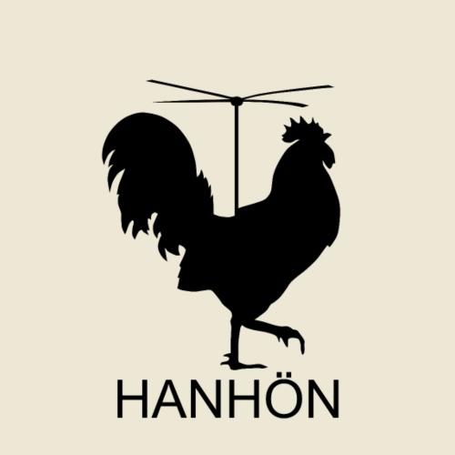 Hanhöne - Herre premium T-shirt