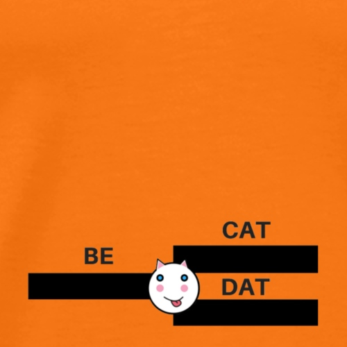 Be Dat Cat - Men's Premium T-Shirt