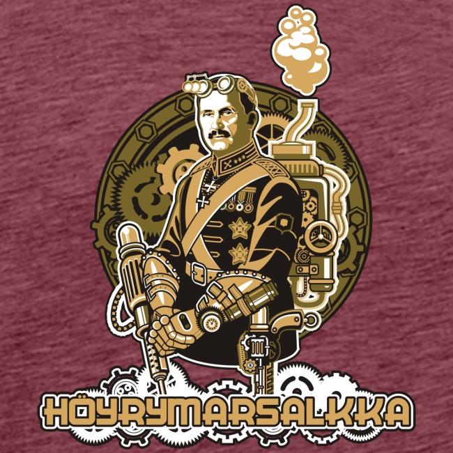 Höyrymarsalkan hienoakin hienompi t-paita