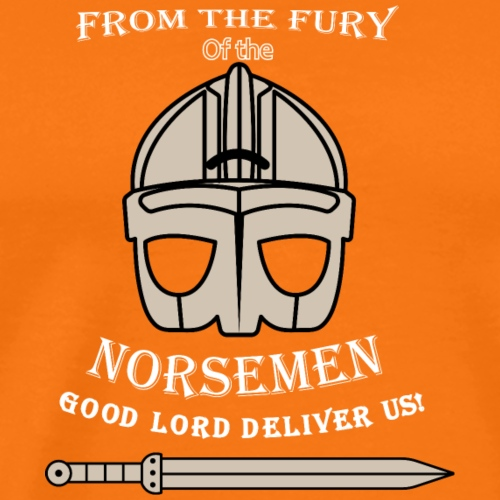 from_the_fury - Premium-T-shirt herr