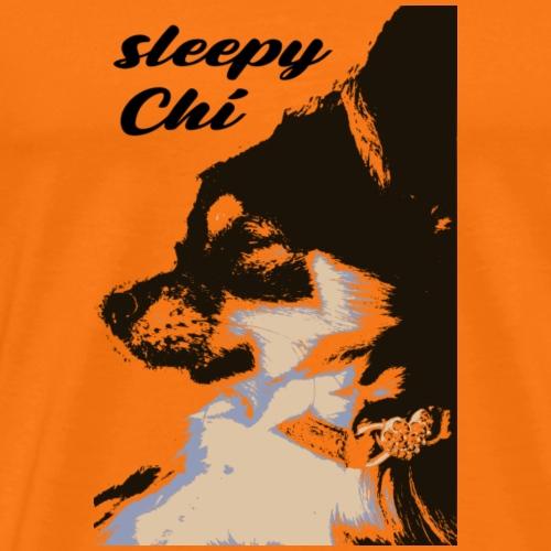 sleepy chi