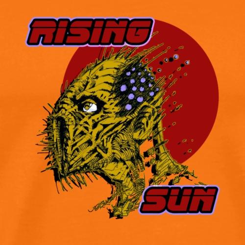 Rising Sun - Camiseta premium hombre