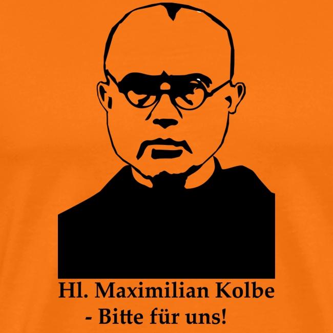 Hl. Maximilian Kolbe - Bitte für uns!