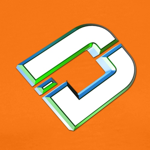 Datlb logo - Men's Premium T-Shirt