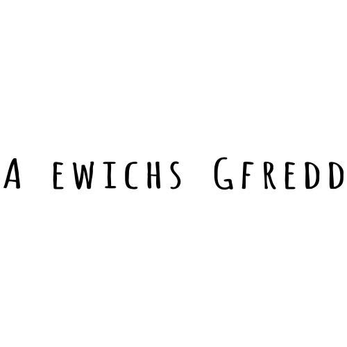 A ewichs Gfredd - amatica - Männer Premium T-Shirt