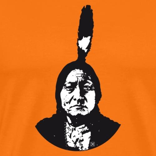 Sitting Bull - Camiseta premium hombre
