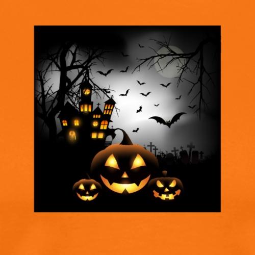 Halloween - Miesten premium t-paita