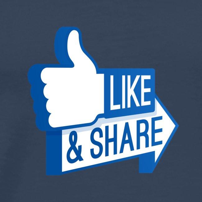 Like & Share (Facebook)
