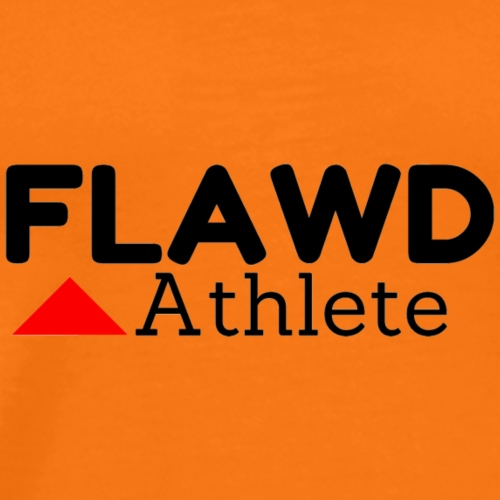 FLAWDAthlete - Premium-T-shirt herr