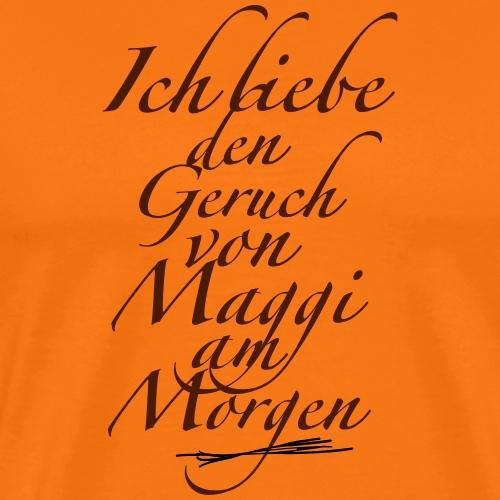 Es riecht nach Maggi - Schwarzwild ganz nah! - Männer Premium T-Shirt