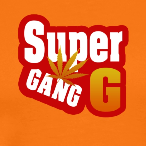 SuperG-Gang - Herre premium T-shirt
