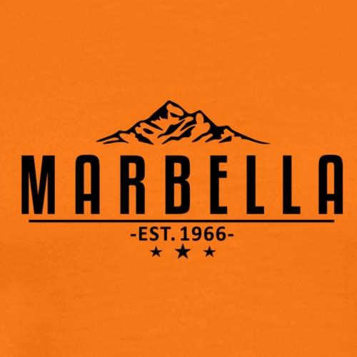 MARBELLA Mountain - Men's Premium T-Shirt
