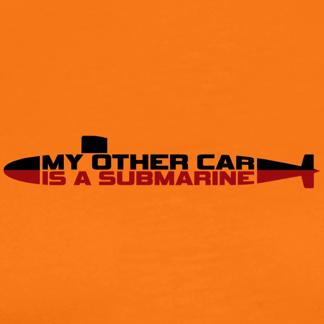 My other car is a Submarine!