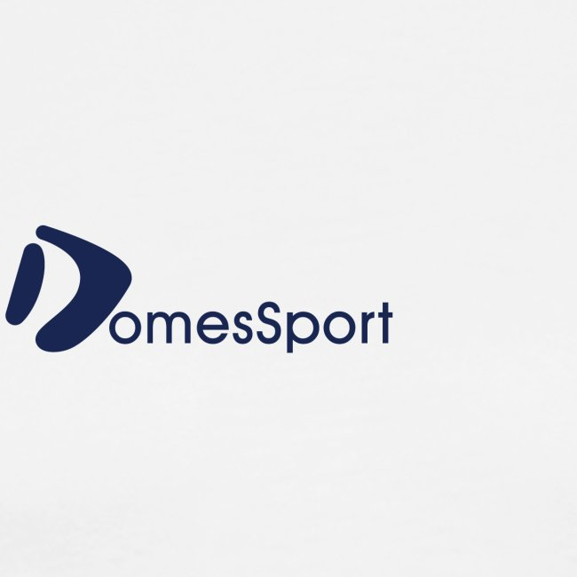 Logo DomesSport Blue noBg