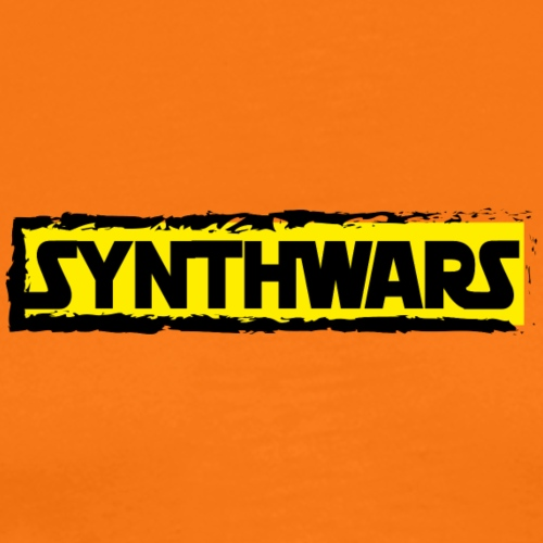 Synthwars apparel - Men's Premium T-Shirt