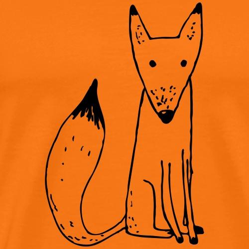 renard5mam - T-shirt Premium Homme