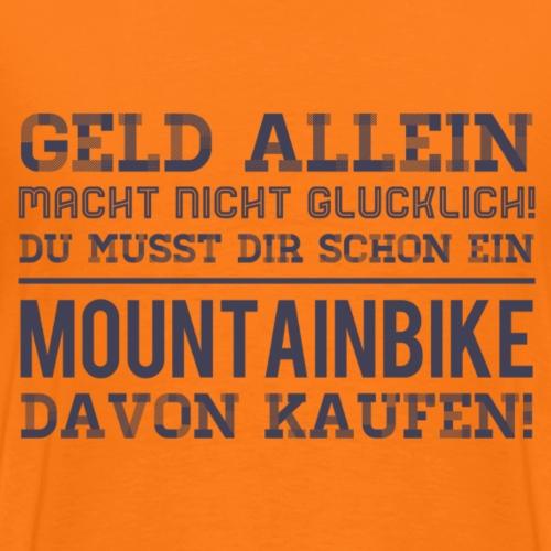 Mountainbike macht glücklich! - Männer Premium T-Shirt