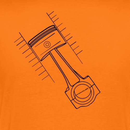 piston - T-shirt Premium Homme