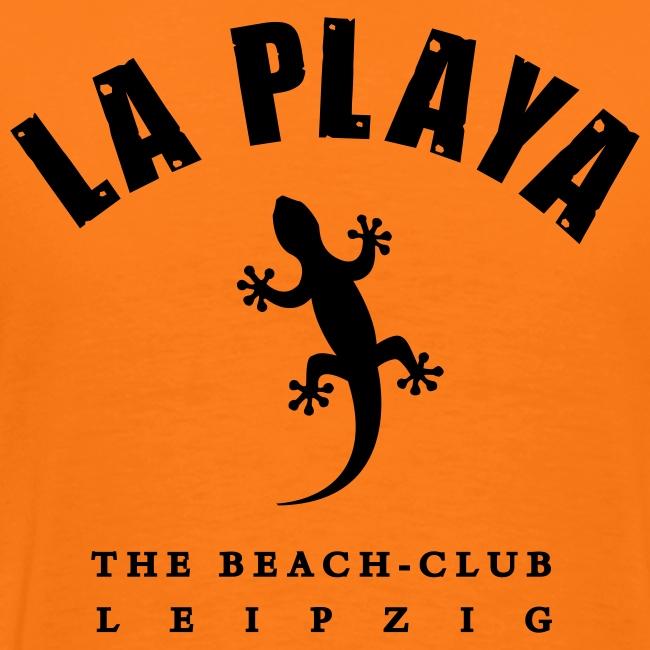 LA PLAYA Gecko backprint Strand Shop