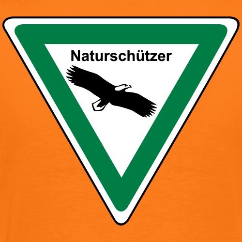 Naturschützer - Design-Farbe wählbar - Männer Premium T-Shirt