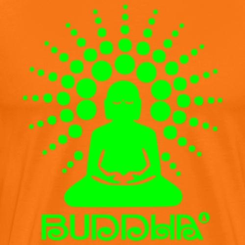 White Buddha - Koszulka męska Premium