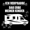Geschenk Wohnmobilfahrer Camping Tshirt - Männer Premium T-Shirt