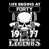 1977 the birth of the Legends shirt - Men's Premium T-Shirt