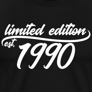 Limited Edition est 1990 - Männer Premium T-Shirt