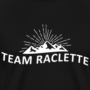 Team raclette - Men's Premium T-Shirt