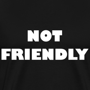 inte Friendly - Premium-T-shirt herr