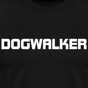 Dog Walkers - Men's Premium T-Shirt