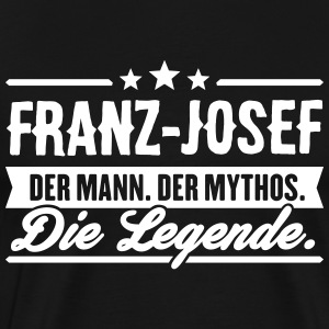 Man Myth Legend Franz-Josef - Men's Premium T-Shirt