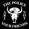 The police are not your friends - Men's Premium T-Shirt